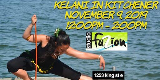 KELANI in Kitchener  - November 9, 2019