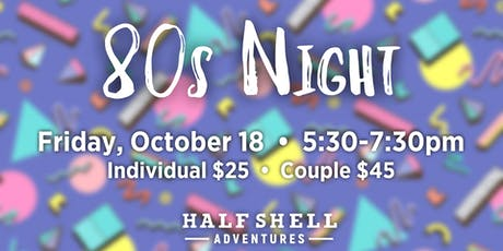 80s Night tickets