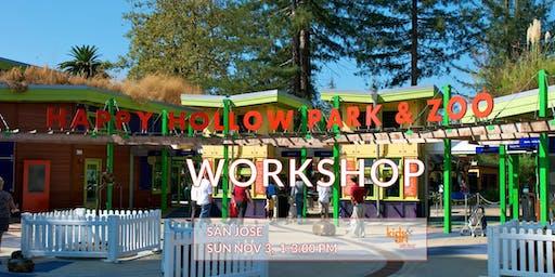 Happy Hollow Workshop - Nov 3, 2019