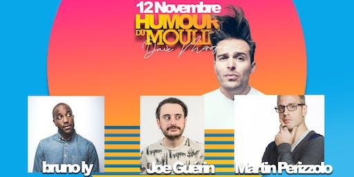 Humour du Moulin - 12 novembre