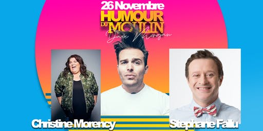 Humour du Moulin - 26 novembre
