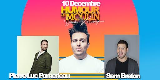 Humour du Moulin - 10 décembre