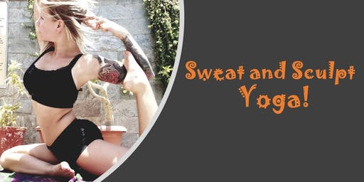 Sweat and Sculpt Yoga