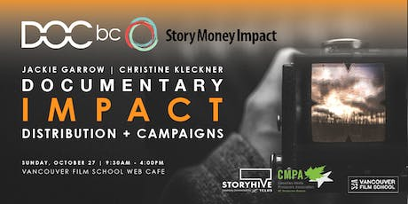 Understanding & Unpacking Documentary Impact Distribution + Impact Campaign tickets