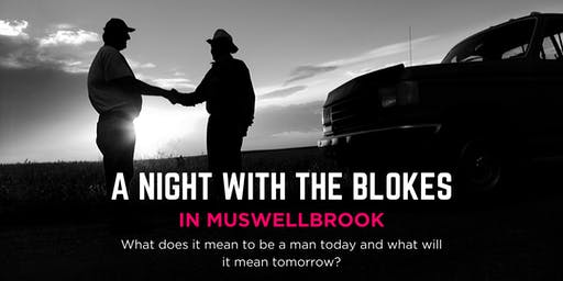 Tomorrow Man - A Night With The Blokes in Muswellbrook