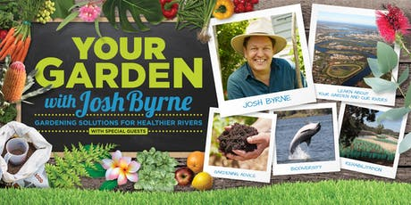 Your Garden with Josh Byrne - Canning tickets