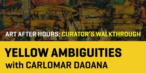 Art After Hours: Yellow Ambiguities