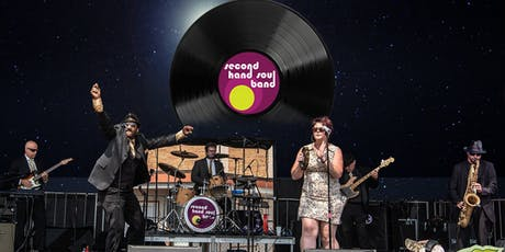 The Second Hand Soul Band NEW YEAR'S EVE 2019 JAM @The Jam Lab tickets