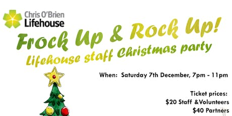 Chris O'Brien Lifehouse - All Staff Christmas Party tickets