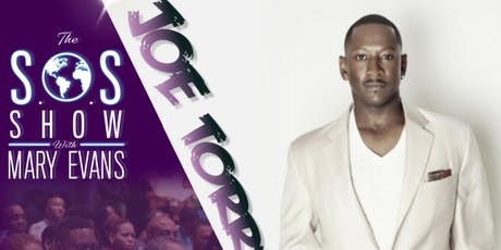 Joe Torry: Giving Back The Love tickets