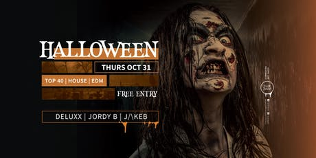 Halloween at Club3wm tickets