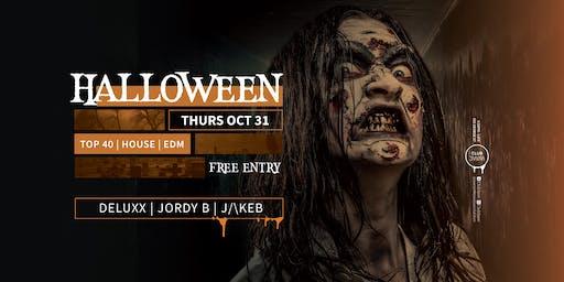 Halloween at Club3wm