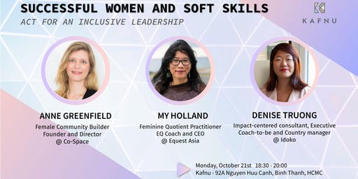 Successful Women & Soft Skills - Act for an inclusive Leadership