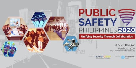 Public Safety Philippines tickets