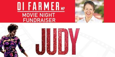 Judy! - Di Farmer Movie Night Fundraiser tickets