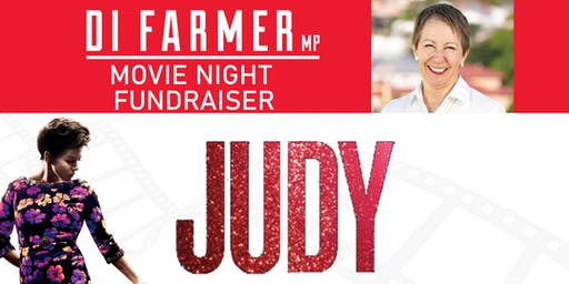 Judy! - Di Farmer Movie Night Fundraiser
