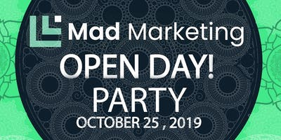 Mad Marketing Opening Party