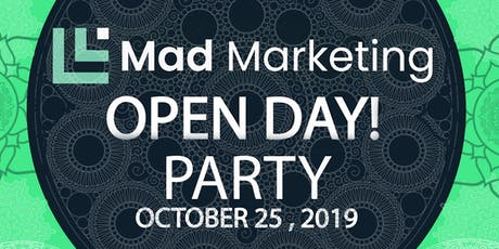 Mad Marketing Opening Party tickets
