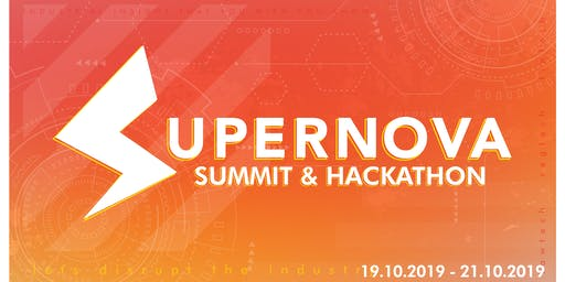 Supernova Hackathon & Summit 2019