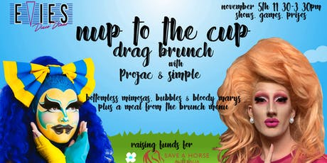 Nup to the Cup! Drag Brunch tickets