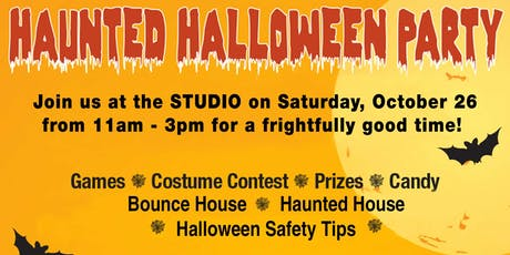 Haunted Halloween Party tickets