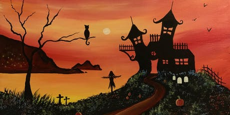October Sip & Paint with Pete tickets