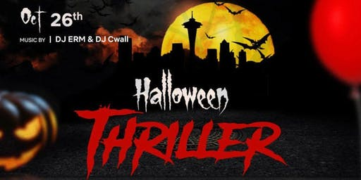 Halloween Thriller Presented by: Daniel Daboss and Manny Sosa