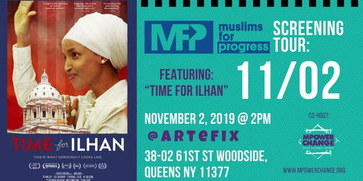 """Time for Ilhan"" Movie Screening"