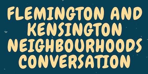 Kensington Flemington Neighbourhood Conversation