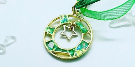 Christmas Charms and Glitter Resin Jewellery Adult Workshop tickets