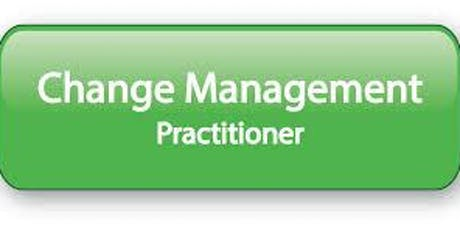 Change Management Practitioner 2 Days Virtual Live Training in Madrid tickets