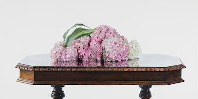 Michael Zavros - Artist Talk & Mediterranean Banquet