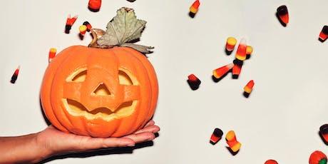 Halloween Trick or Treat Hunt tickets