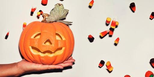 Halloween Trick or Treat Hunt
