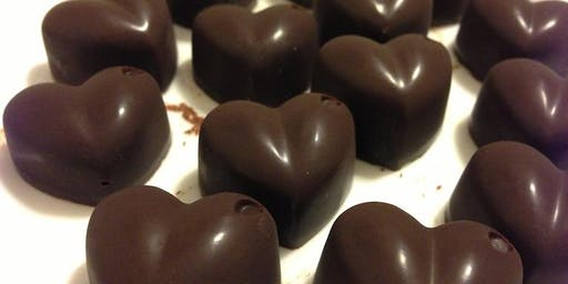 Healthy Chocolate Making with Essential oils
