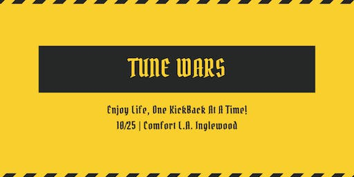 Tune Wars: The Pop Up Event