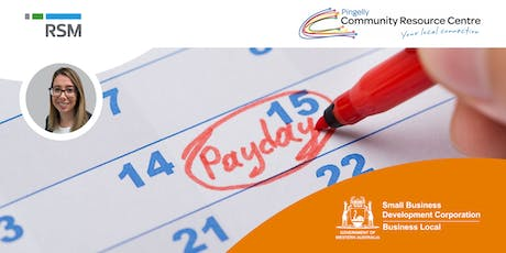 Single Touch Payroll (Pingelly) tickets