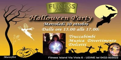 HALLOWEEN PARTY prenota gratis, paga in palestra