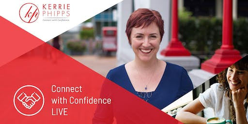 Connect With Confidence Program LIVE in Dubbo: 5 week program