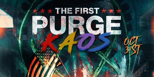 The First Purge: K.A.O.S Halloween Party (2019)