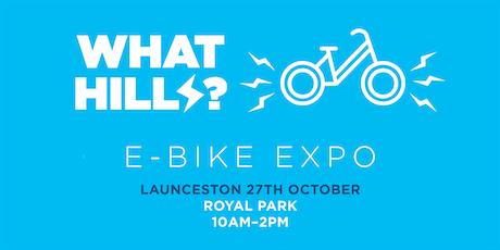 E-bike Expo Launceson tickets