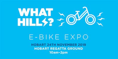 E-bike Expo Hobart 2019 tickets