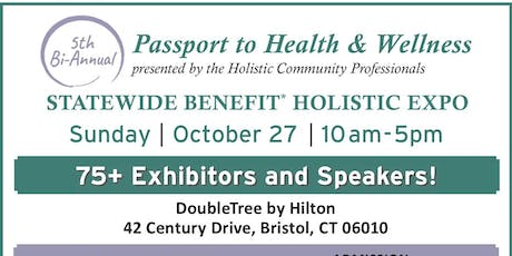 Passport to Health and Wellness EXPO tickets