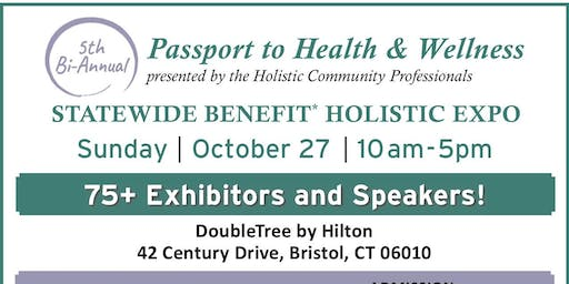 Passport to Health and Wellness EXPO