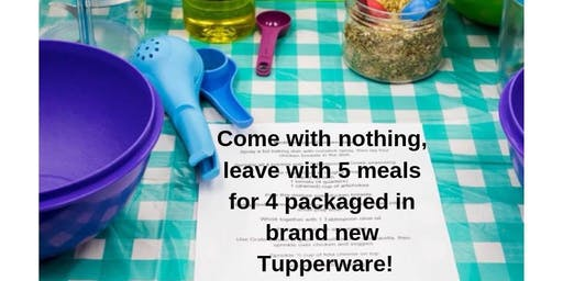 MealPrepSunday with Darrell the Tupperware Guy