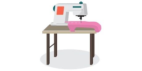 Sew Fun! Pop-Up Textile Makerspace - Nov/Dec tickets
