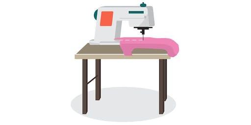 Sew Fun! Pop-Up Textile Makerspace - Nov/Dec
