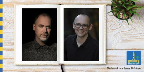 Meet Scott Westerfeld in-conversation with Sean Williams - Brisbane Square Library tickets