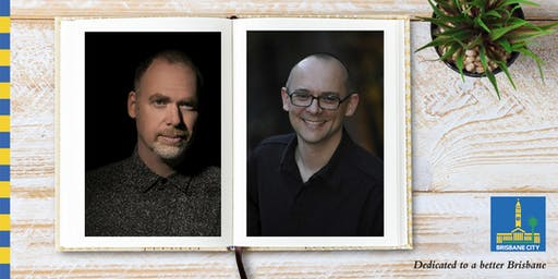 Meet Scott Westerfeld in-conversation with Sean Williams - Brisbane Square Library