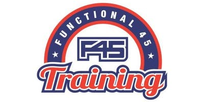 2019 Spring into Summer Series - F45 Resistance (Footscray) - Tuesdays 7.30-8.15pm